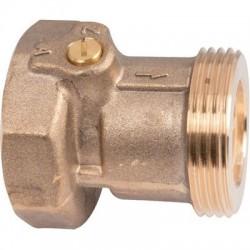 Clapet anti-thermosiphon droit Oventrop