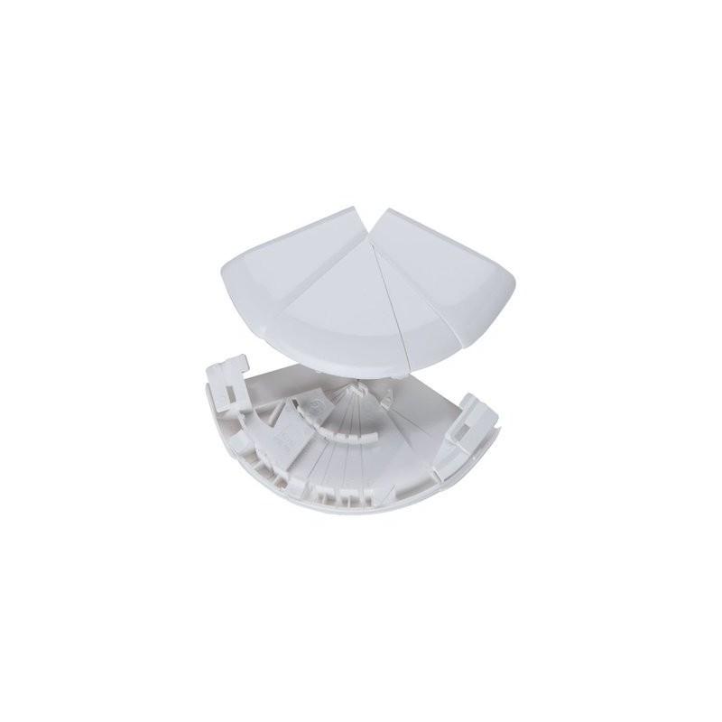 Angle Angle Angle extérieur pour goulotte DLP Legrand 3d7763