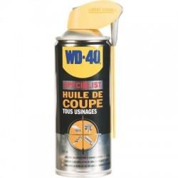 WD 40 huile de coupe