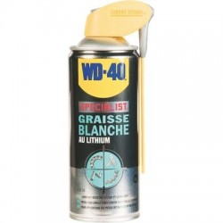 WD 40 graisse blanche au lithium