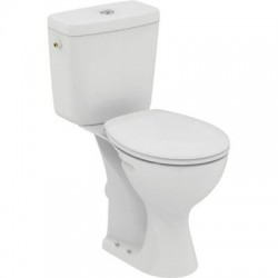 Pack WC surélevé Porcher Ideal Standard