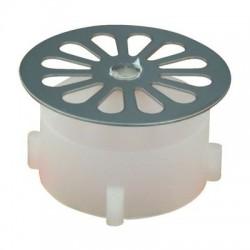 Grille à cloche plastique Ø 55 mm