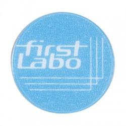 Pastille pour robinetterie laboratoire Piel