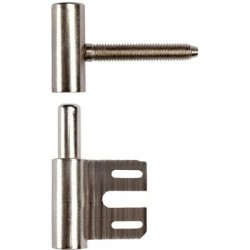 Fiche mixte bois-métal