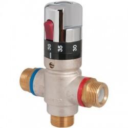 Régulateur thermostatique de sécurité gradué Presto