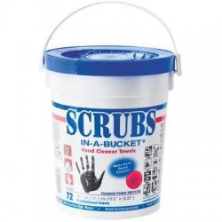 Lingette nettoyante Scrubs