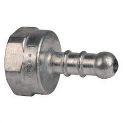Tétine droite pour butane et propane