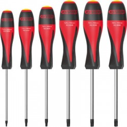 Jeu de 6 tournevis Torx Ks tools