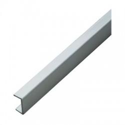 Profil de chant de tablette aluminium Vachette