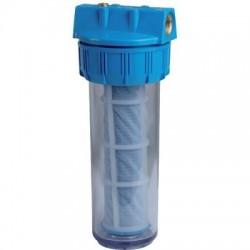 Filtre à eau avec cartouche lavable 60 µ