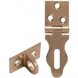 Porte cadenas en laiton