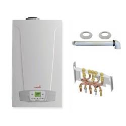 Chaudière à condensation Initia + Compact HTE Chappee pour Gaz nat ou propane
