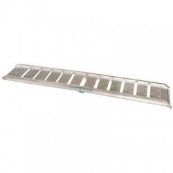 Paire de rampes pliable en aluminium