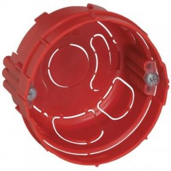 Boîte d'encastrement ronde Batibox maçonnerie 1 poste Legrand