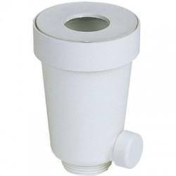 Siphon d'urinoir en PVC Nicoll