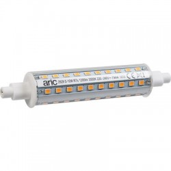 Lampe LED cylindrique R7s Aric