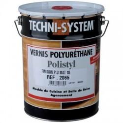 Vernis de finition Polistyl 2065 Techni-System