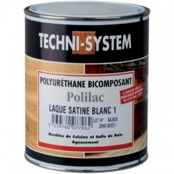 Laque polyuréthane Polilac 2090 Techni-System