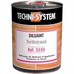 Diluant nettoyage 2550 Techni-System