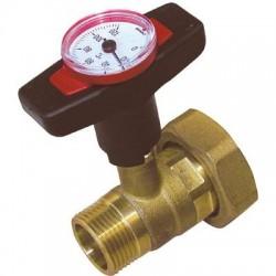 Vanne avec thermomètre intégré Thermador