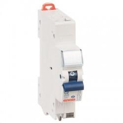 Disjoncteur FIXMATIC 1P+N C2 4,5 KA 1M NG Gewiss