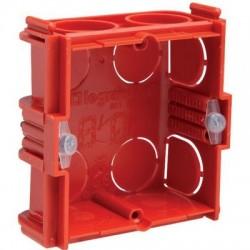 Boîte d'encastrement carrée Batibox maçonnerie 1 poste Legrand
