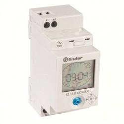 Interrupteur horaire digital programmation par joystick Finder