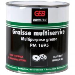 Graisse multiservice Geb