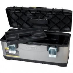 Caisse à outils pro bi-matière Stanley Fatmax