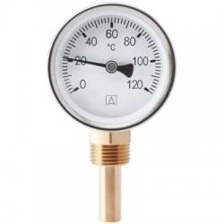 Thermomètre radial Afriso