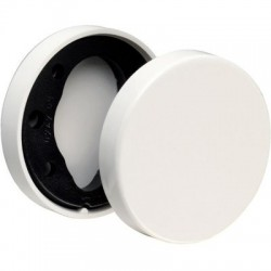 Rosace blanche pour NY92F et NY94F (la paire) Normbau