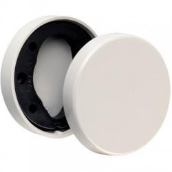 Rosace gris manhattan pour NY92F et NY94F (la paire) Normbau