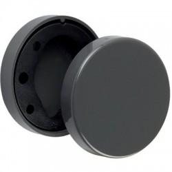 Rosace gris foncé pour ZD92F (la paire) Normbau