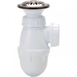 Combiné bonde et siphon pour urinoir Nicoll