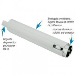 """Tube droit pour système """"Polyalu"""" Pellet ASC"""