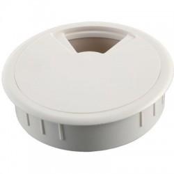 Passe-câble D80 mm Hettich