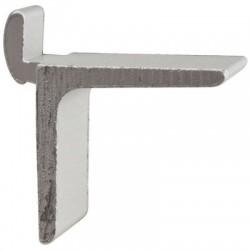 Taquet pour crémaillère aluminium à entailler Monin & Cie