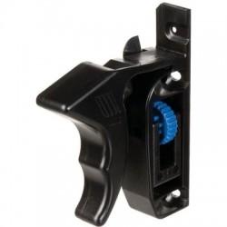 Clip de coulisse Quadro V6 pour tiroir en bois Hettich