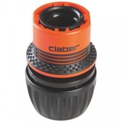 Raccord universel pour tuyau de 15 à 19 mm Claber