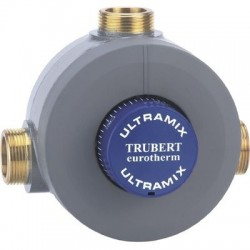 Mitigeur thermostatique collectif trubert eurotherm, 56 à 400 l/min Watts Industries