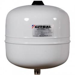 Vase d'expansion pour eau sanitaire Gitral
