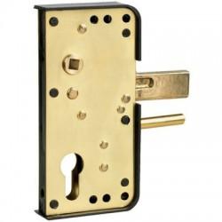 Serrure de sûreté à fouillot GA592 pour portillon Tirard Jean