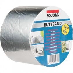 Bande d'étanchéité Butyband Soudal