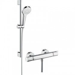 Ensemble combi croma select S vario ecostat comfort Hansgrohe