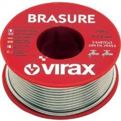 Brasure tendre pour Cobraz Virax