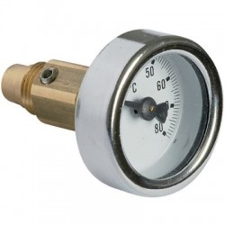Thermomètre pour vanne thermostatique danfoss MTCV
