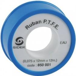 Ruban PTFE sider