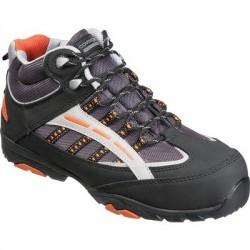 Chaussures hautes de sécurité hillite Footwear
