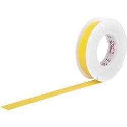 Bande auto-adhésive jaune de protection Chuchu Decayeux