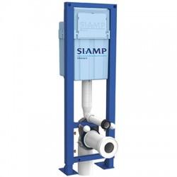 Bâti-support INGENIO BCU avec évacuation Siamp